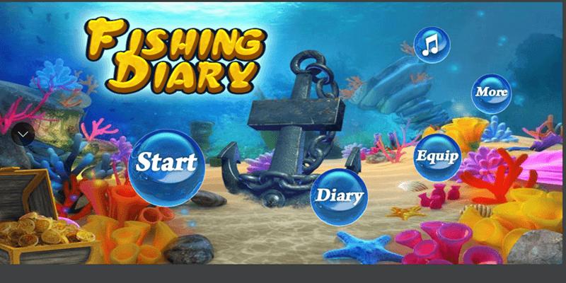 Fishing Diary - Game bắn cá được yêu thích nhất hiện nay