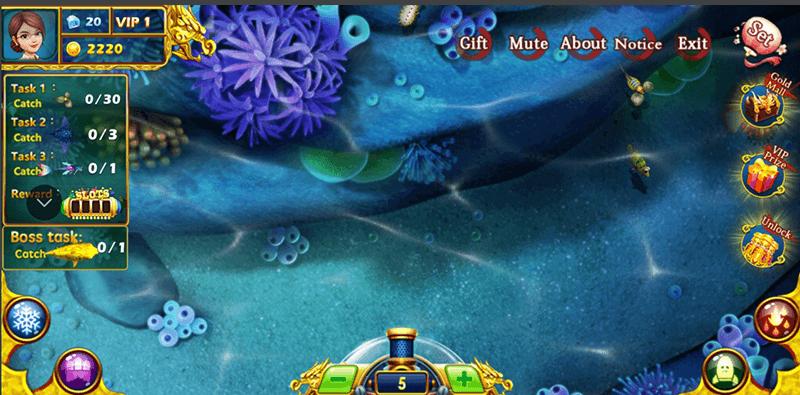 GIỚI THIỆU SƠ LƯỢC VỀ TỰA GAME BẮN CÁ ONLINE TRUNG QUỐC - CHINESE FISHING