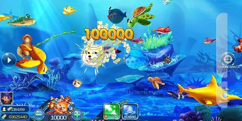 Lý do nên chọn Bắn cá đại dương - Đại dương huyền bí